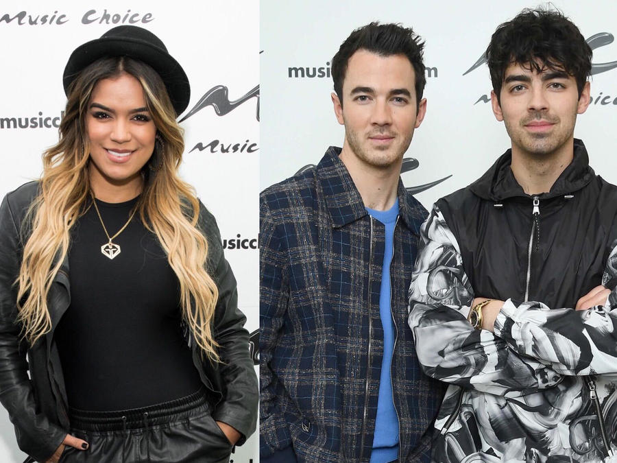 """Karol G and the Jonas Brothers: """"X"""""""