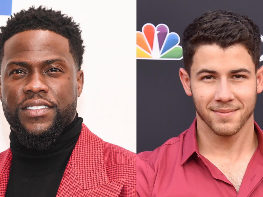 Kevin Hart & Nick Jonas to Support Show 'Regular Heroes'