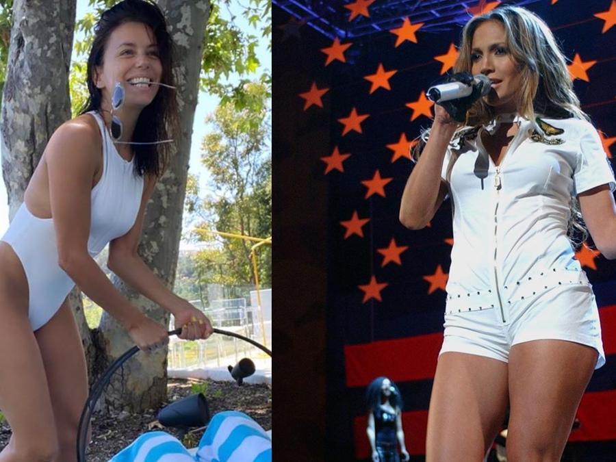 Jennifer Lopez, Eva Longoria