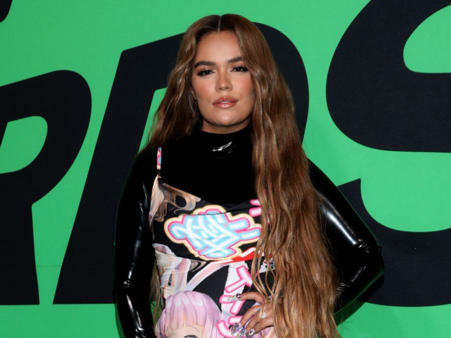 Karol G en los Spotify Awards 2020