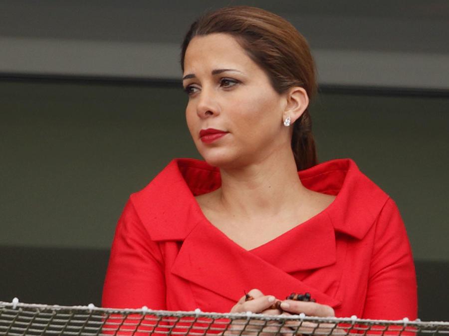 Haya Bint Al Husein, princesa de Jordania