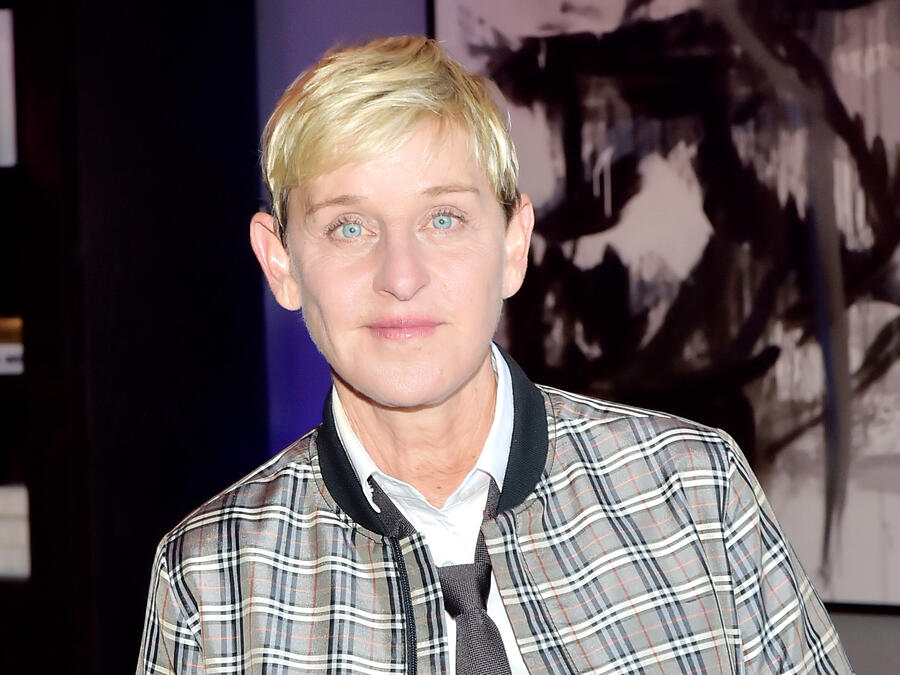 Ellen DeGeneres Apologizes to Show's Staff Amid Reports of Toxic Workplace