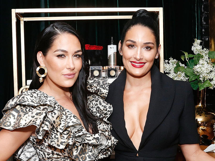Nikki And Brie Bella 2019