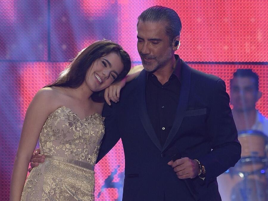 Camila Fernández, Alejandro Fernández