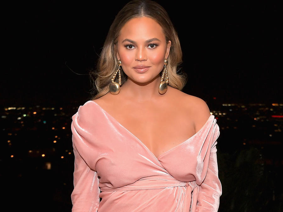 Chrissy Teigen  GQ Men Of The Year Party