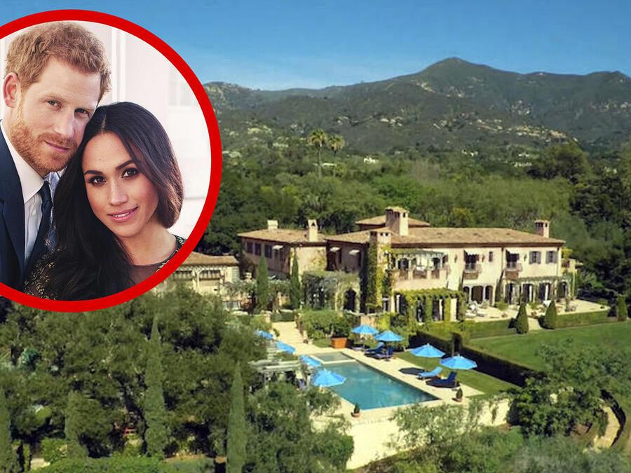 Principe Harry y Meghan Markle nueva mansión