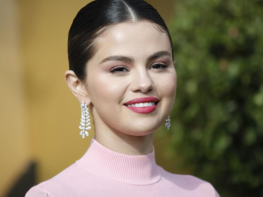 Selena Gomez premiere Dolittle