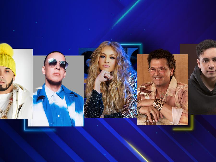 Anuel, Banda MS, Daddy Yankee y más artistas cantarán en Premios Billboard