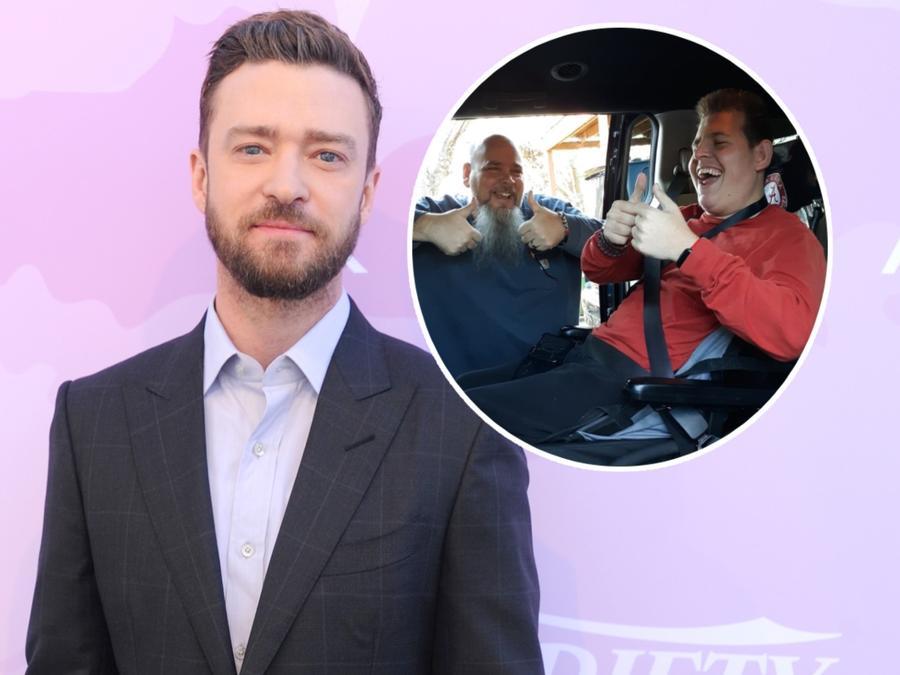 Justin Timberlake, Jake Stitt