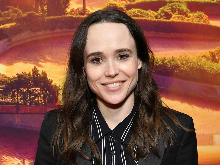 Ellen Page New York 2019