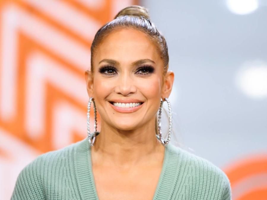 Jennifer Lopez en show Monday 2019
