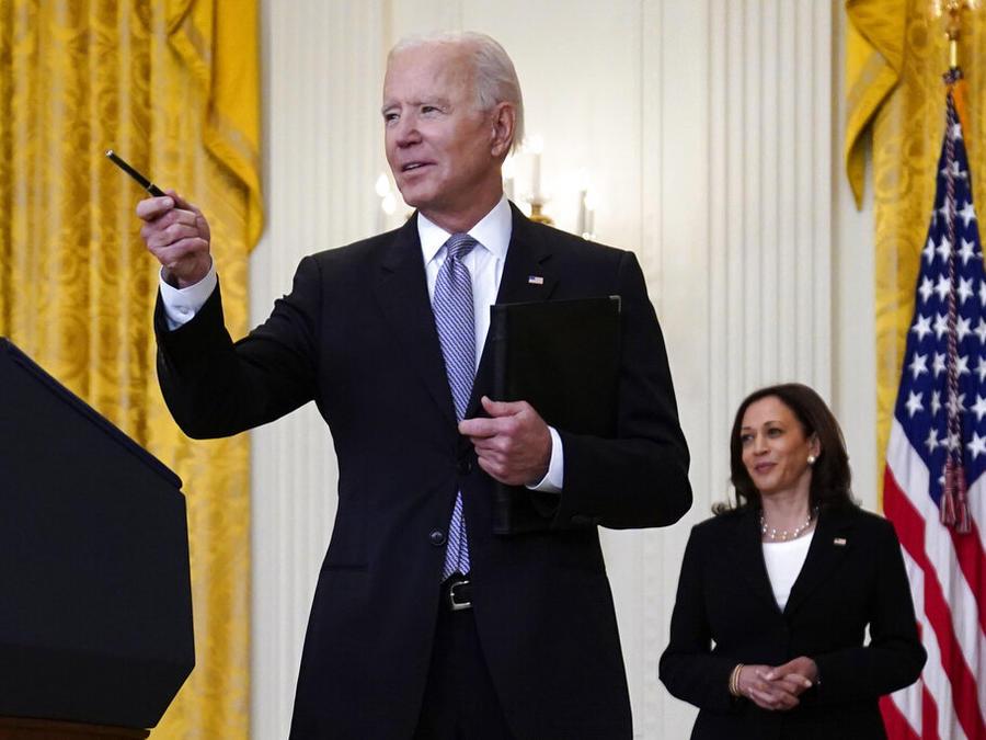 Joe Biden anuncia que compartirá millones de dosis de la vacuna contra el COVID-19