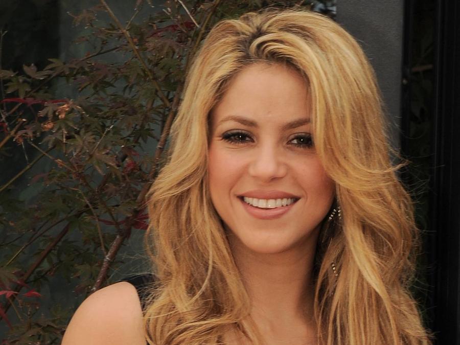 Shakira en Milan, Italia