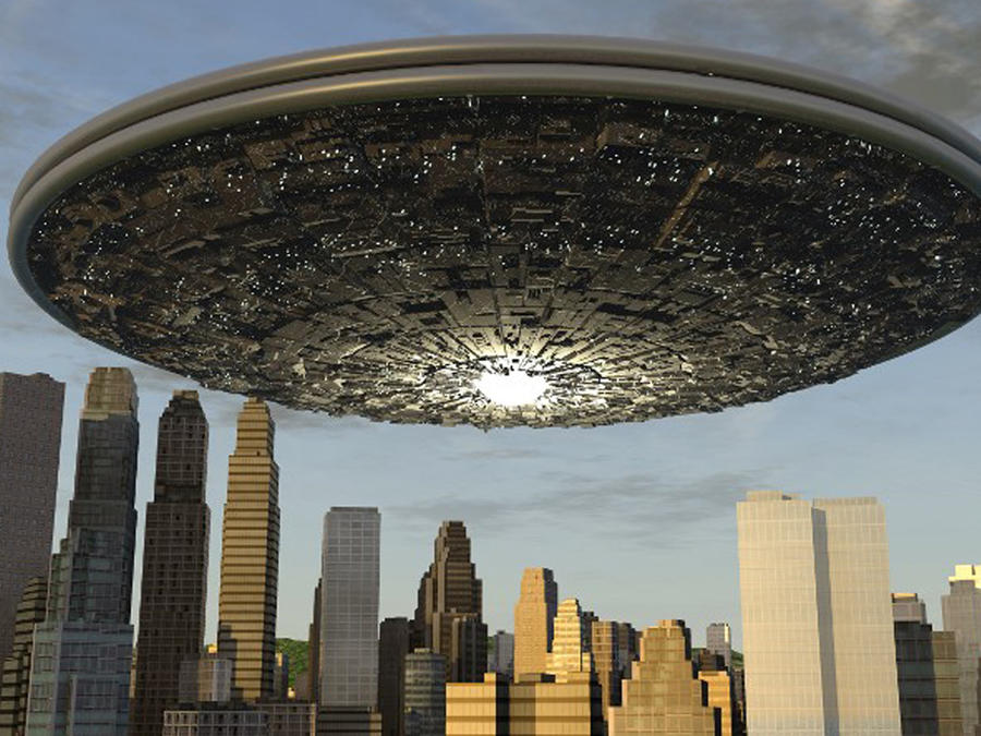 Extraterrestres sí existen