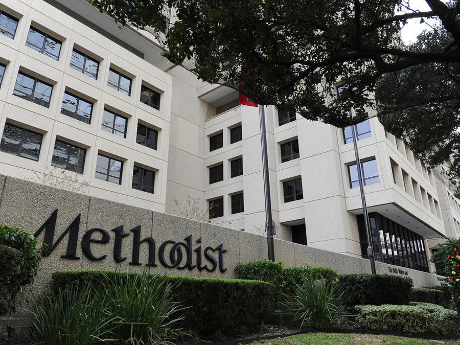 El Hospital Houston Methodist en Texas