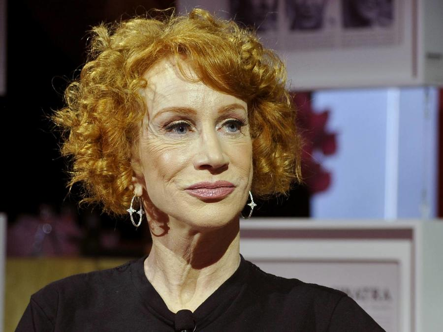 Kathy Griffin Los Angeles 2019