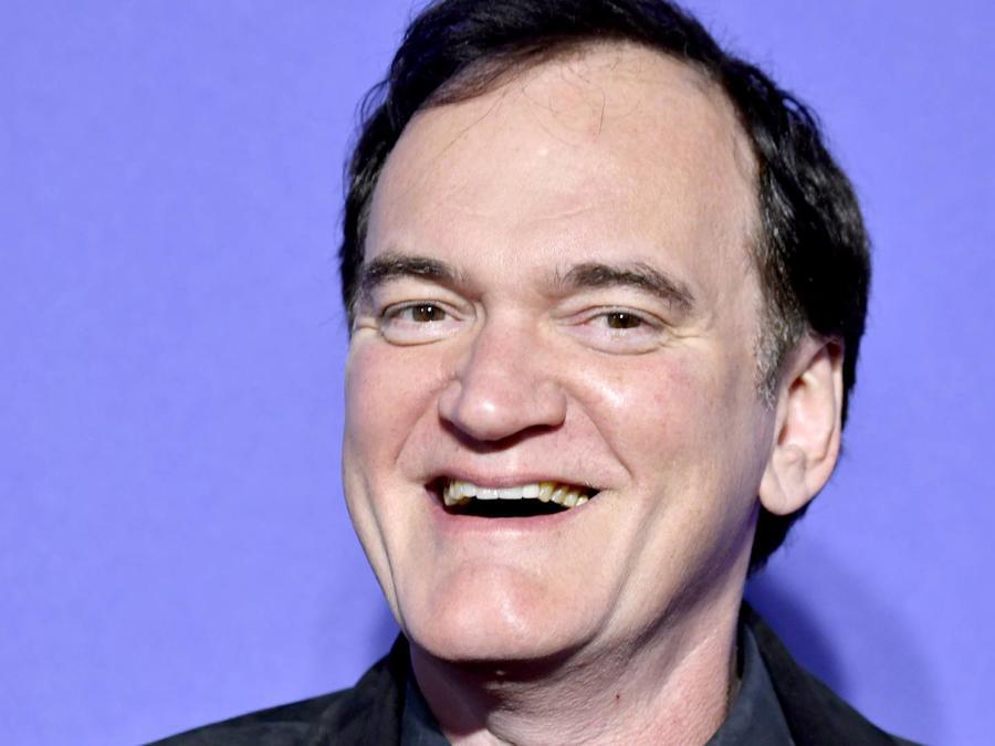 Quentin Tarantino California 2020