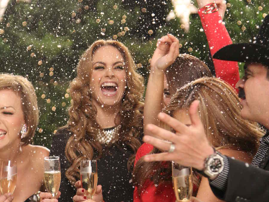 Campaña de navidad 2014 de la cadena Telemundo