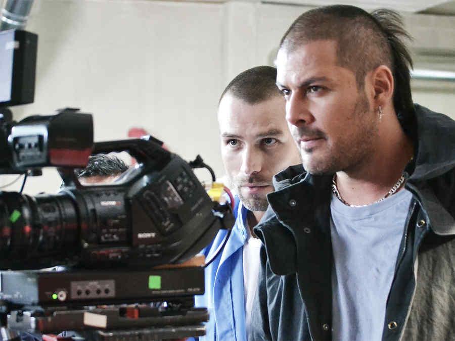 Rafael Amaya, Tommy Vasquez, peleando, El Señor de los Cielos Tercera Temporada