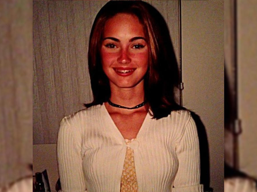 Megan Fox antes de la fama.