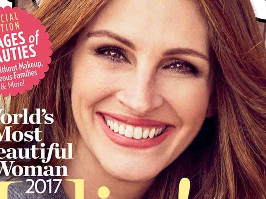 Julia Roberts en la portada de People Magazine