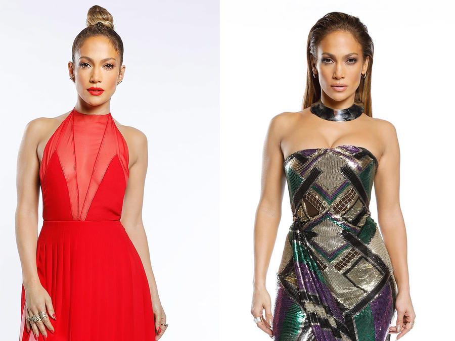Los looks de Jennifer Lopez en World of Dance