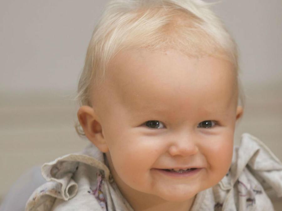 Felicity Sailsbury bebé