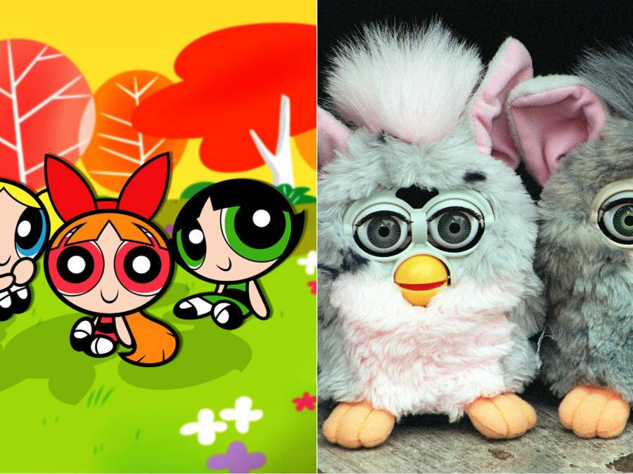 The Powerpuff Girls, Furbies
