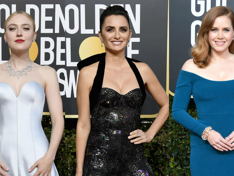 Mejores looks de los Golden Globes 2019
