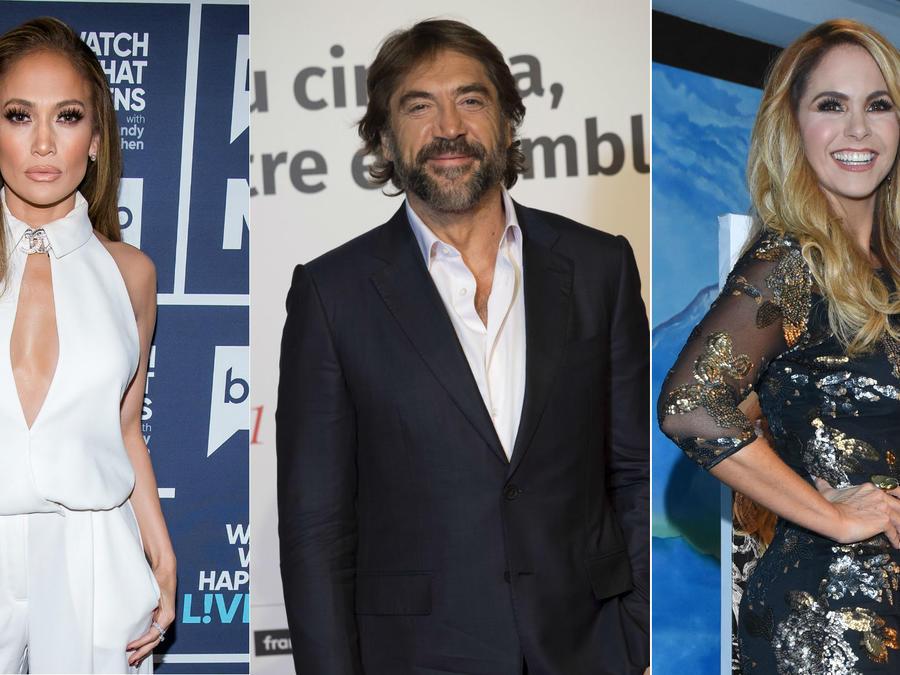 Jennifer Lopez, Javier Bardem, Lucero