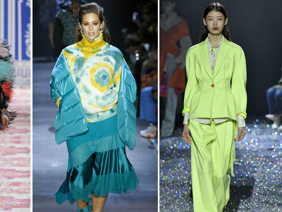 Tendencias de la New York Fashion Week
