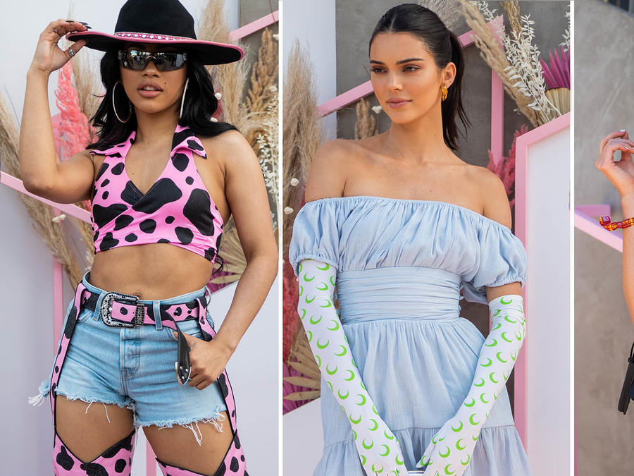 La moda en el festival de Coachella 2019