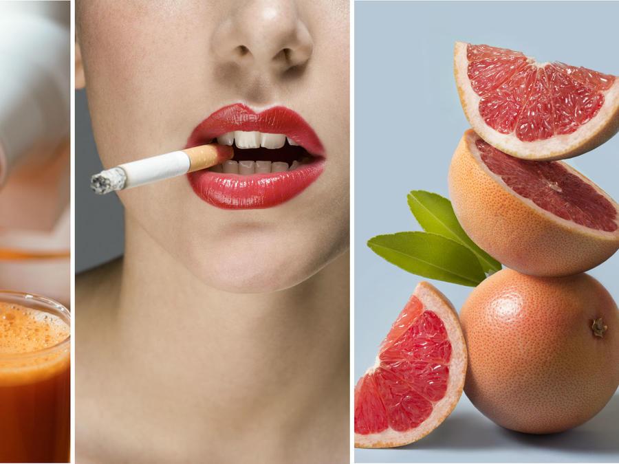 Alimentos para limpiar los pulmones