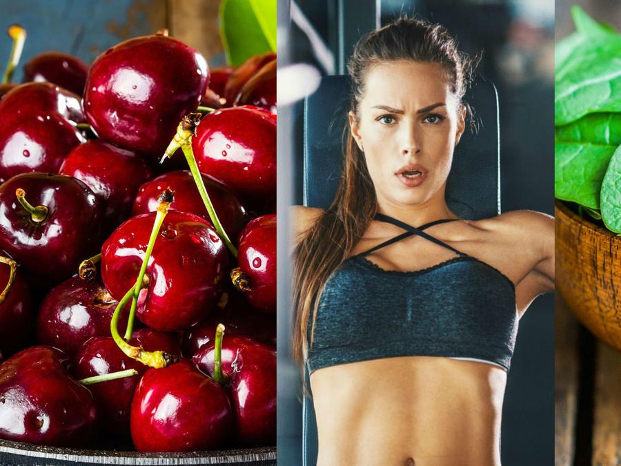 Alimentos contra el dolor muscular