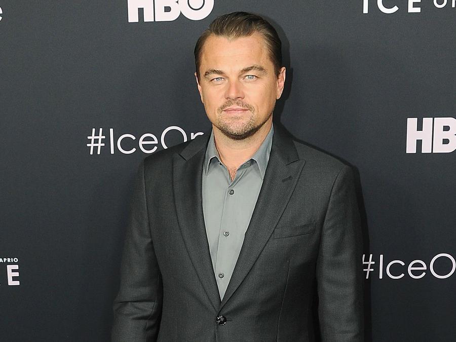 Leonardo Dicaprio en LACMA 2019