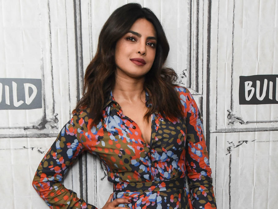 Priyanka en build estudio