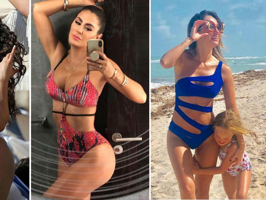 Camila Cabello, Ninel Conde y Geraldine Bazán
