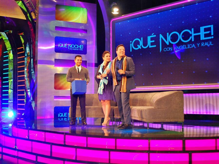 """Lincoln Palomeque, Charlie Zaa, Alejandro Speitzer y mucho más en """"¡Qué Noche! Con Angélica y Raúl"""""""