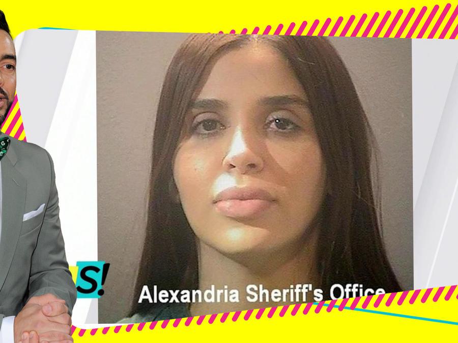 Emma Coronel episodio arresto