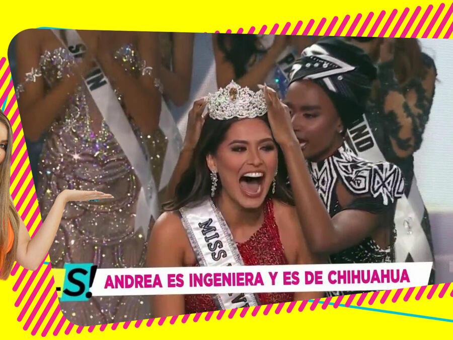 Andrea Meza episodio Miss Universo
