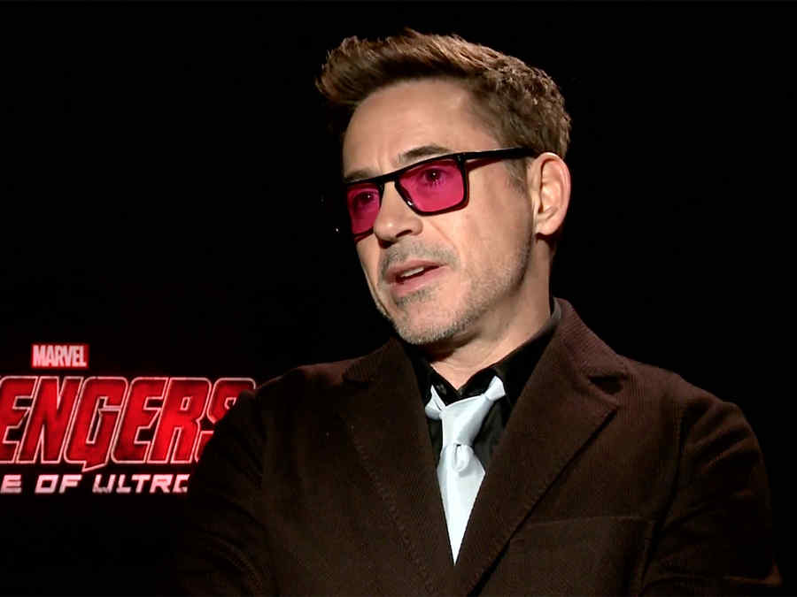 Entrevista exclusiva con Robert Downey Jr.