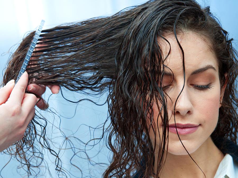 Desenredar cabello