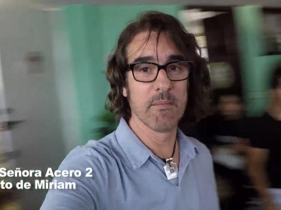 Miguel Varoni en Selfie Diary
