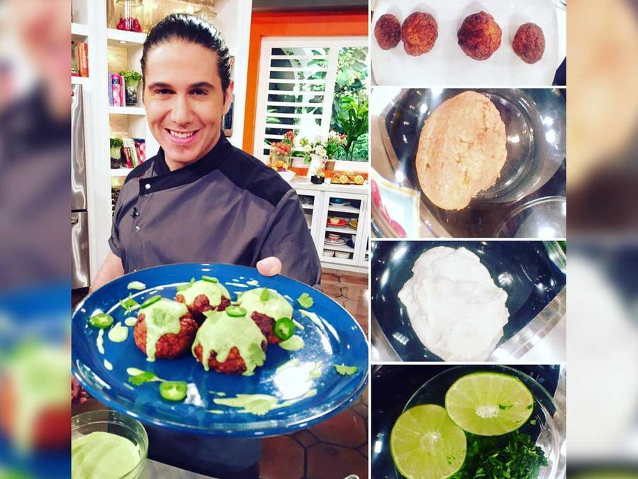 receta de cocina: aprende de a cocinar albondigas de pavo