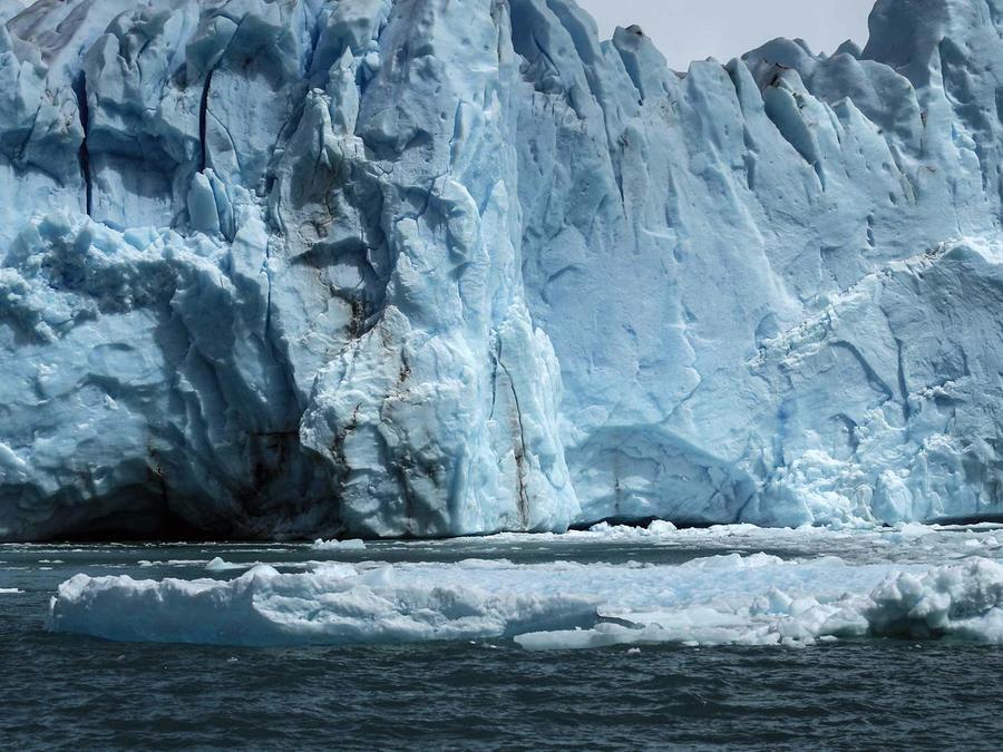 glaciares se descongelan