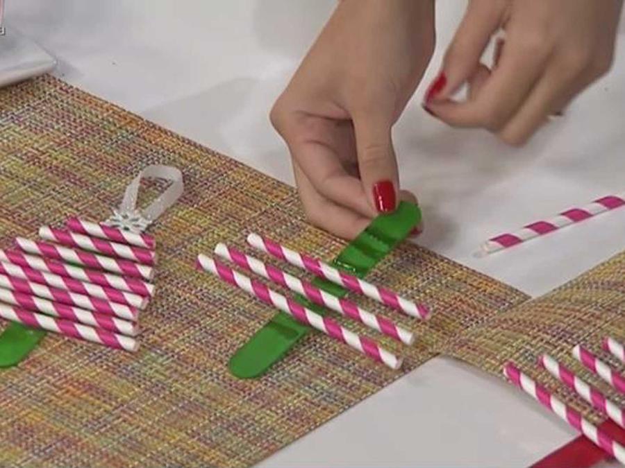 ideas originales para decorar tu arbol de navidad con poco dinero