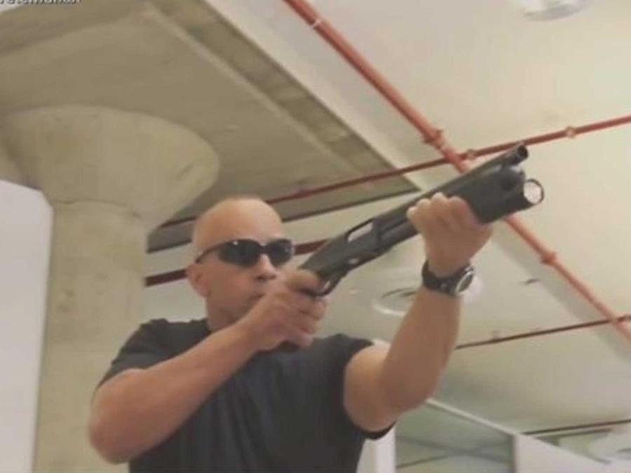 como defenderse de un ataque armado