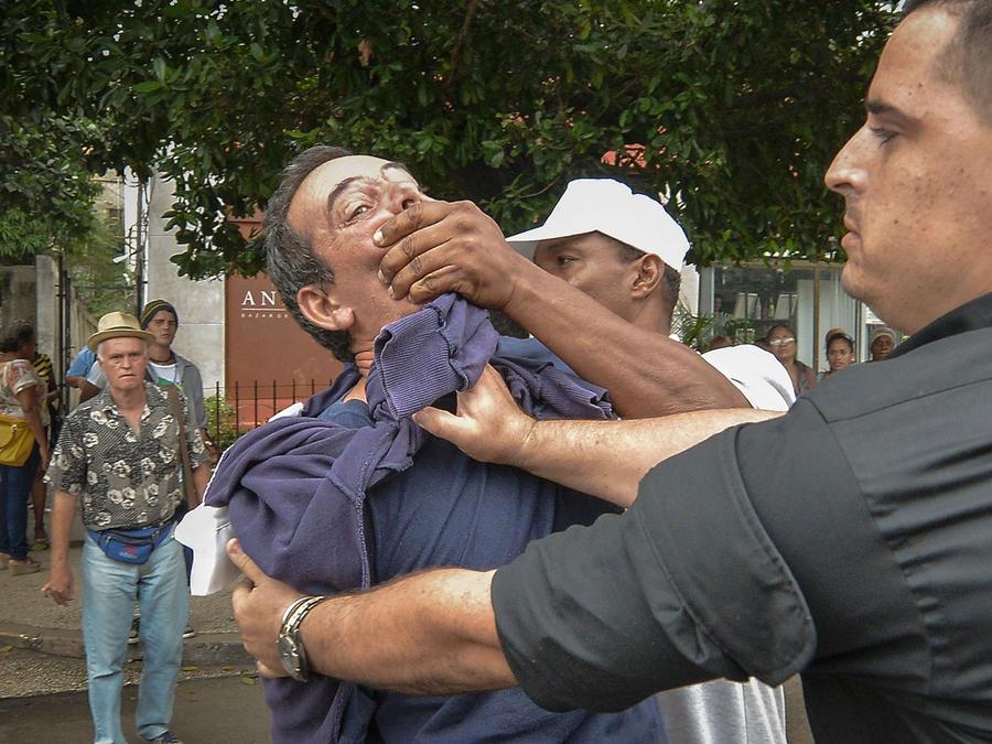 cuba arrestos disidentes