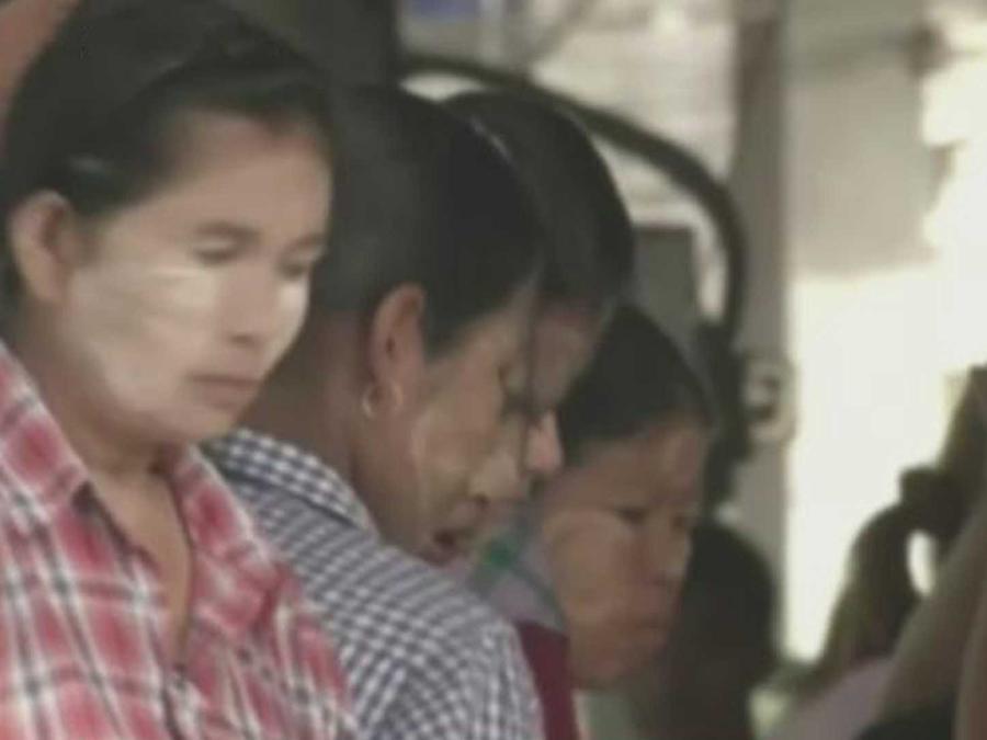 menores son explotados laboralmente en tailandia