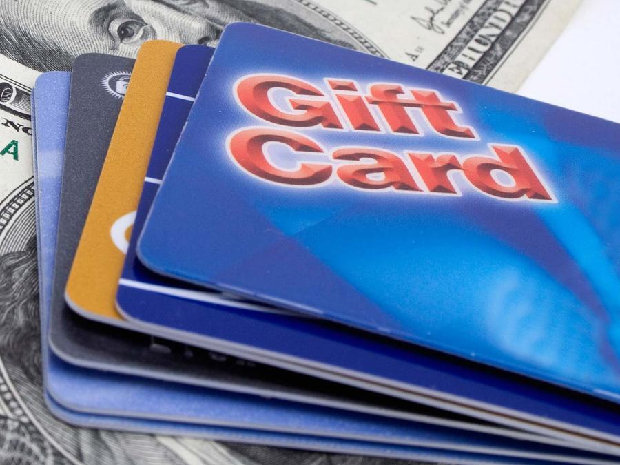 tarjetas de regalo que no te gustan